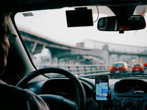 Navigation über Handy